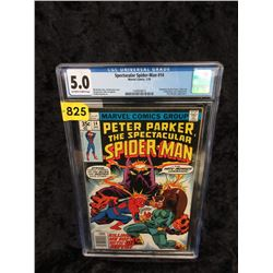 "Graded 1978 ""Spider-Man #14"" Marvel Comic"