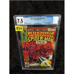 "Graded 1979 ""Spider-Man #27""Marvel Comic"