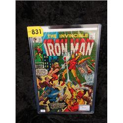 "1970 ""Ironman #27""Marvel Comic"