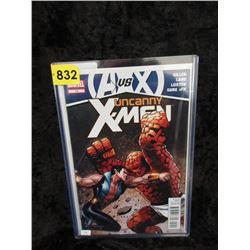 "2012 J. Leisten Signed ""Uncanny X-Men 12"" Comic"