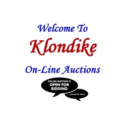Welcome to Klondike On-Line Auctions