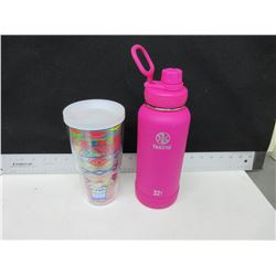 32oz Water Bottle & 24oz Tumbler / 45.00 msrp