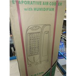 New Evaporative Air Cooler with Humidifier model# SF-615H / computor