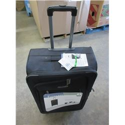 "1 New Spinner Luggage 28"" expandable / smooth rolling retractable handle"