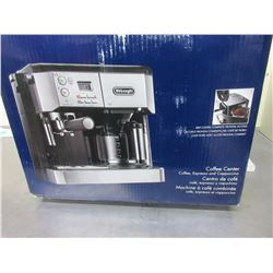 Delonghi Coffee Center Coffee , Espresso and Cappuccino / model#BC0430