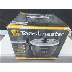 New Toastmaster 10 Cup Rice Cooker / 1 touch operation perfect every time