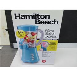 Hamilton Beach Dispensing Blender Wave Station Express / 9 functions