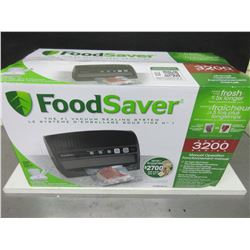 New Food Saver 3200 series the # 1 Vacuum sealing system/ keeps food