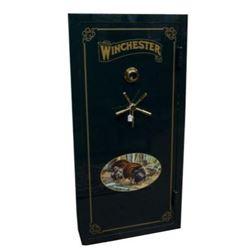 Winchester Emerald Green Gun Safe Aprox. 35