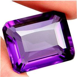 25.15ct. Beautiful Purple Amethyst