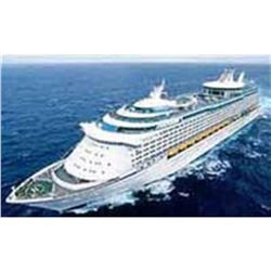 4 Night Bahamas Cruise for 2, Dates Vary
