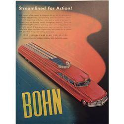 1945 Bohn Aluminum & Brass Corp. Ad