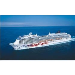 7 Night Hawaii Tahiti Cruise for 2, Travel dates are flexible.