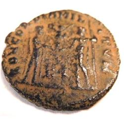 Bronze Coin of Diocletian (284-305 A.D.)