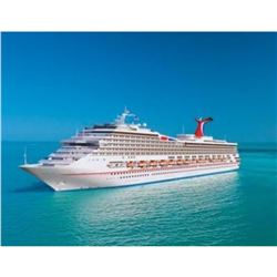 7 Night Mexican Riviera Cruise for 2, Travel dates are flexible.