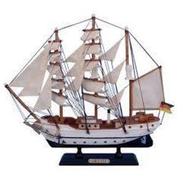 "Wooden Gorch Fock Limited Tall Model Ship 28"""