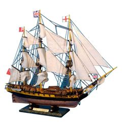 """Master And Commander HMS Surprise Tall Model Ship Limited 30"""""""