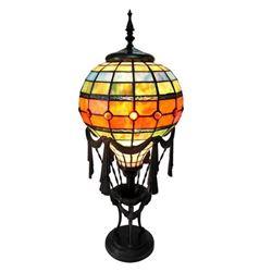 """Tiffany-style 1 Light Table Lamp 11"""" Shade"""