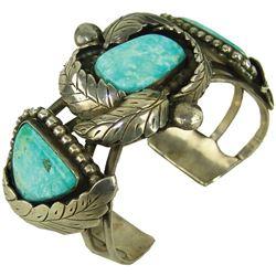 Navajo Bracelet - Orville Tsinnie