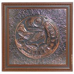 Haida Copper Panel - Michael McCormick
