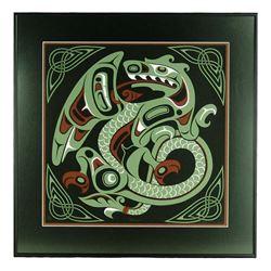 Donald Yeomans, Haida/Cree (b. 1958)