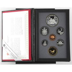 1989 RCM Proof Set