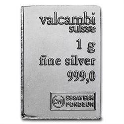 .9999 Fine Silver Bar