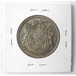 1939 Canada 50 Cent (VF)
