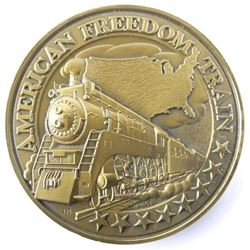 American Freedom Train Medal.