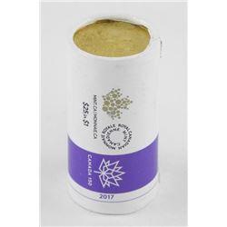 Roll Canada 150 - Loon Dollars - Mint Wrap