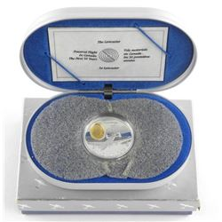 Aviation 925 Sterling Silver $20.00 Coin 'Lancaste
