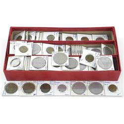 Estate - Box Lot Coins of France.