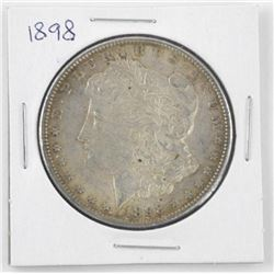 1898 USA Morgan Dollar.