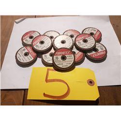 """FibraTex Scotch-Brite Buffing/Sanding 2""""x1/4""""x1/4"""""""