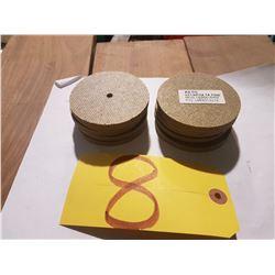 "KETO Scotch-Brite Buffing/Sanding Disc 3""x1/4""x1/4"""