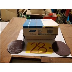 "Norton Metalite Stick&Sand Disc 3""1/2 Gr.80"