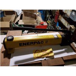 ENERPAC P202 Hand Pump, 2 Speed, 10, 000 psi