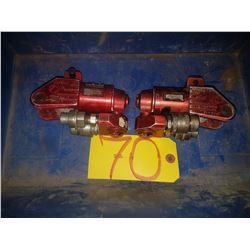 HYTORC XLCT-2 Power Drive Hydraulic Torque Wrench Key Head