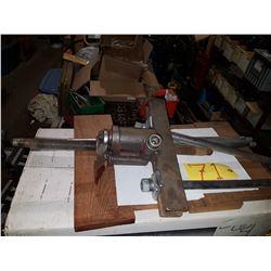 "OTC / SPX Power Team No.938  Puller Set  2"" Stroke Hollow Hole Hydraulic Cylinder Jack"