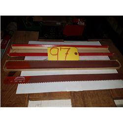 """Simonds High Speed Blade 17""""x 1""""1/4x 0.62""""  4t"""