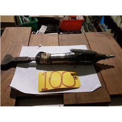 THOR Air Powered Impact chisel/Hammer/Chipper