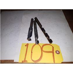 "Set of Drill 1/2"" - 9/16"" - 11/16"""