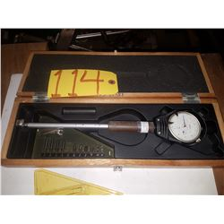 "SPI Dial Bore Gage No.24-374-1 Range .7""-1.5"""