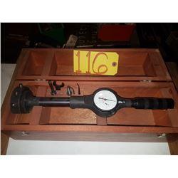 Starrett Dial Bore Gage No.84-111-5 Range 3-5