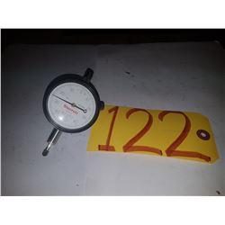 "Starrett No. 25-141 Dial Indicator 0-.250"""