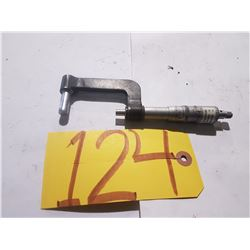 "Scherr Tumico Tube Micrometer, 1-2"" Range, .001"""