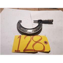 Starrett Screw thread Micrometer V&U.S. 14 to 20p