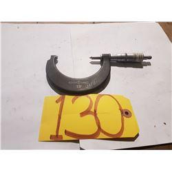 "Scherr Tumico Screw Thread Micrometer, 2""-3"" / 14-20p"