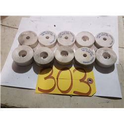 "Grinding Wheel 2"" x 17mm x 3/8"""