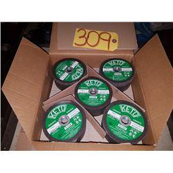 Box of KETO K-Cup Grinding Wheels
